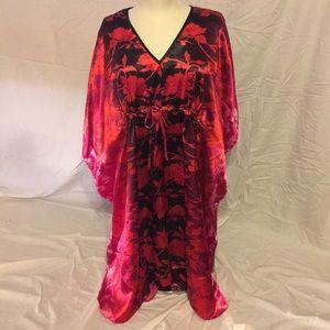 Sleepwear Mu Mu silky one size fits all brand new
